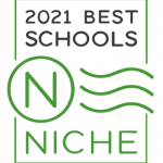 MPA is rated the No. 1 Charter Elementary and No. 1 Charter Middle School In Ohio by Niche